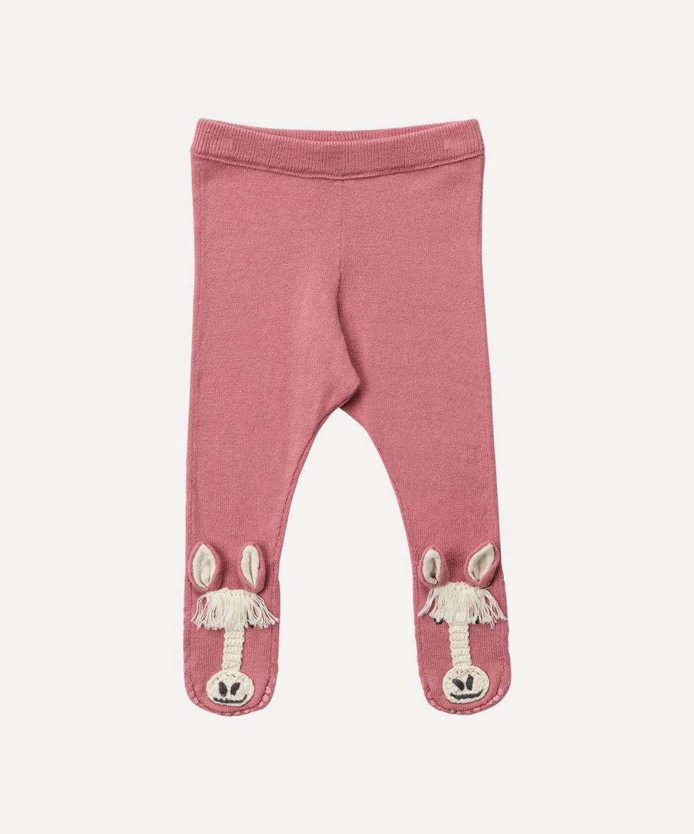 Stella McCartney Kids - Horse Knit Trousers 0-3 Years