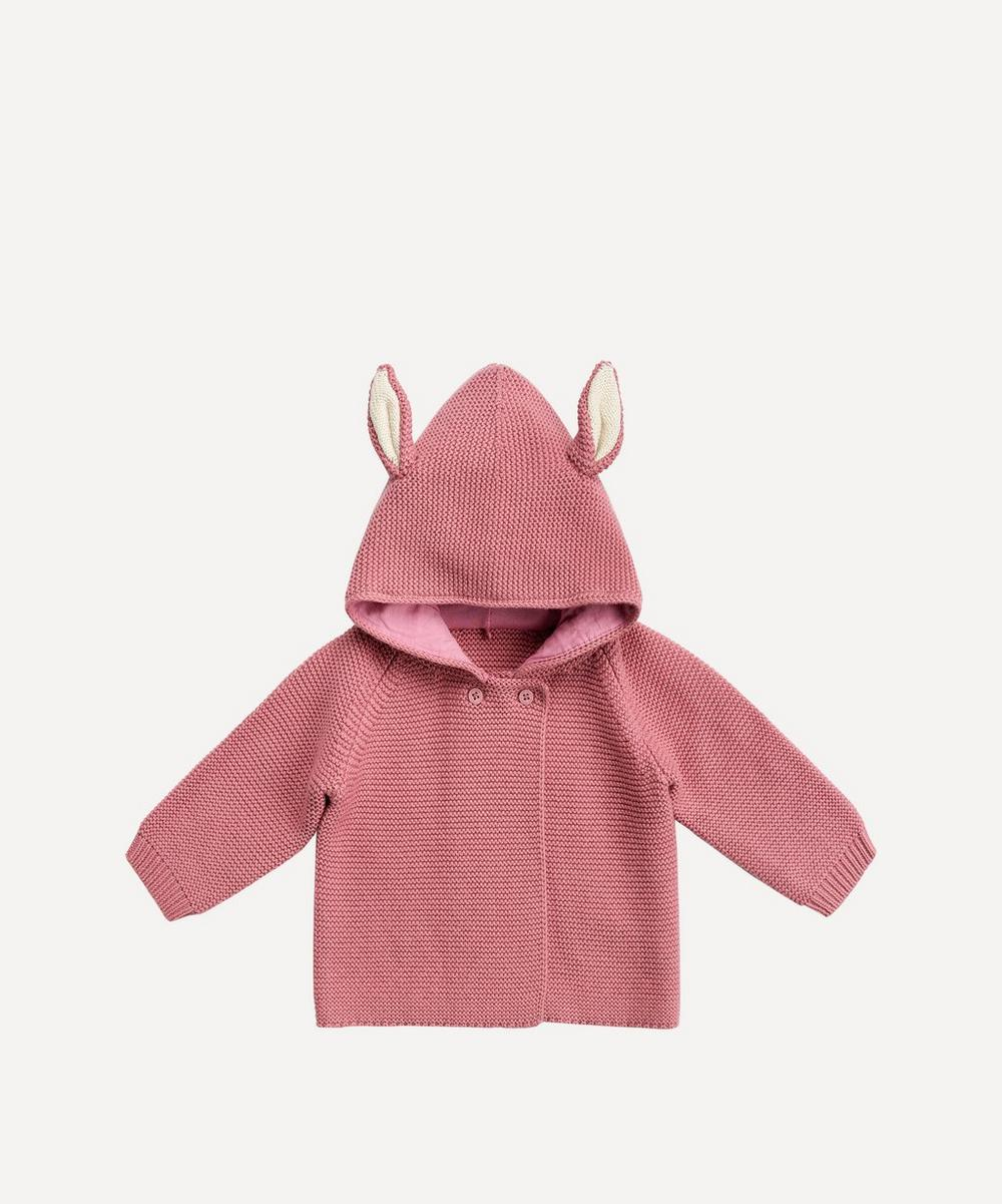 Stella McCartney Kids - Horse Knit Cardigan 0-3 Years