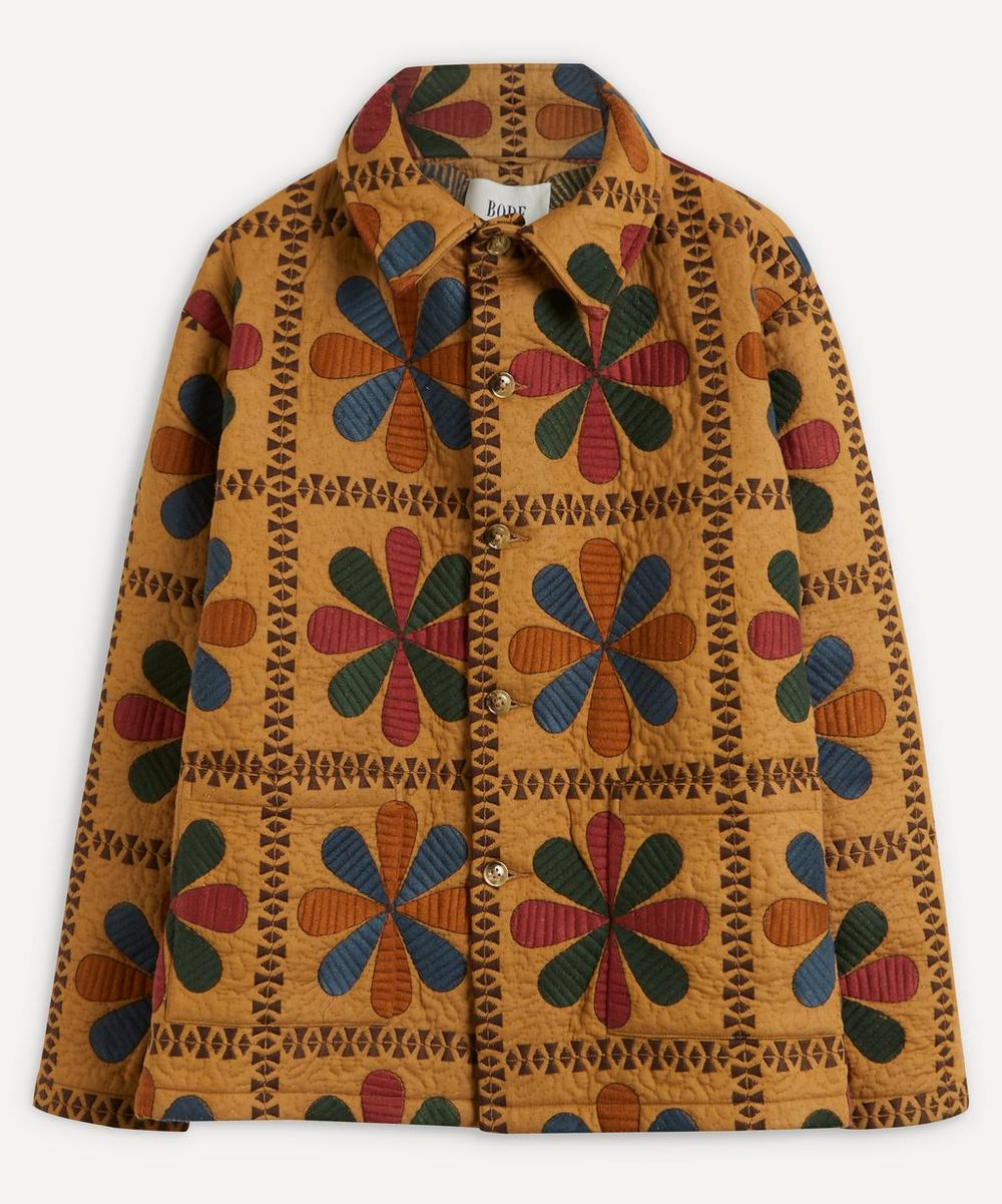 Bode - Bengali Tableau Quilted Workwear Jacket