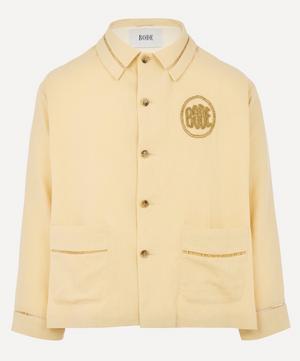 Beaded Workwear Jacket