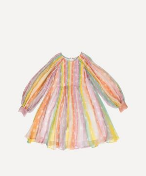 Rainbow Dress 2-8 Years