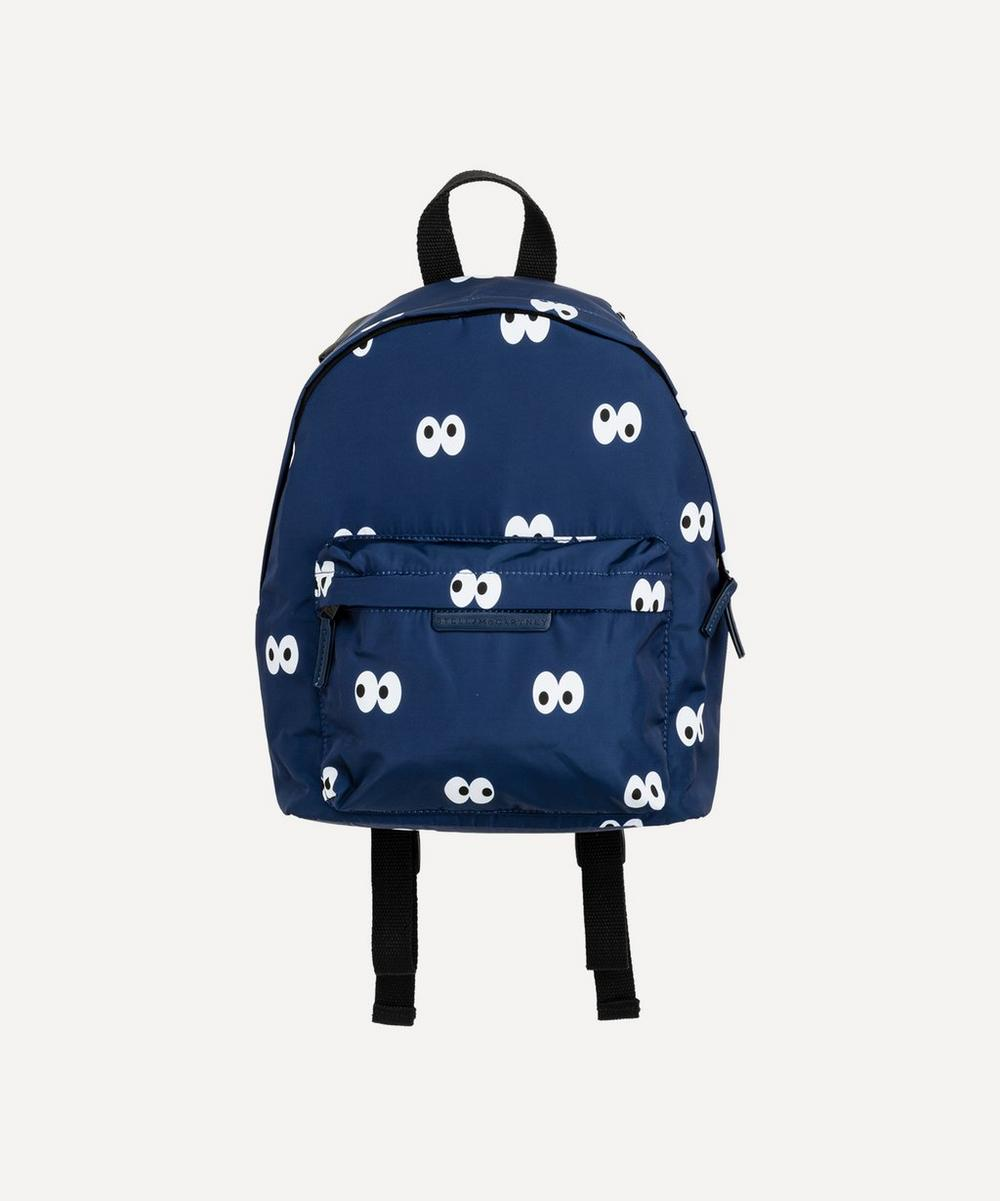 Stella McCartney Kids - Cartoon Eye Backpack