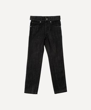 Denim Bicolour Trousers 2-8 Years