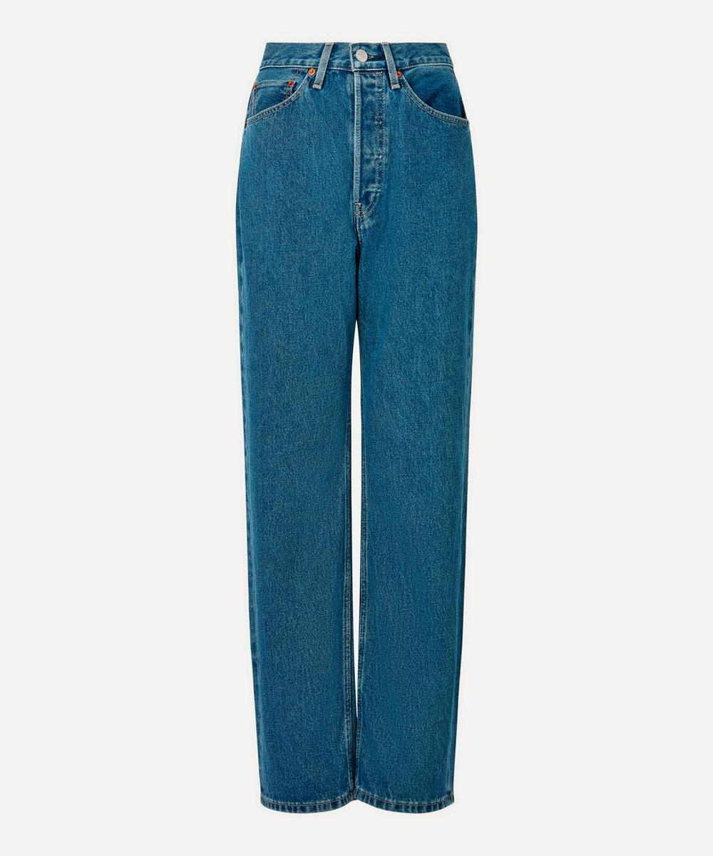 RE/DONE - 30s Ladies Jeans