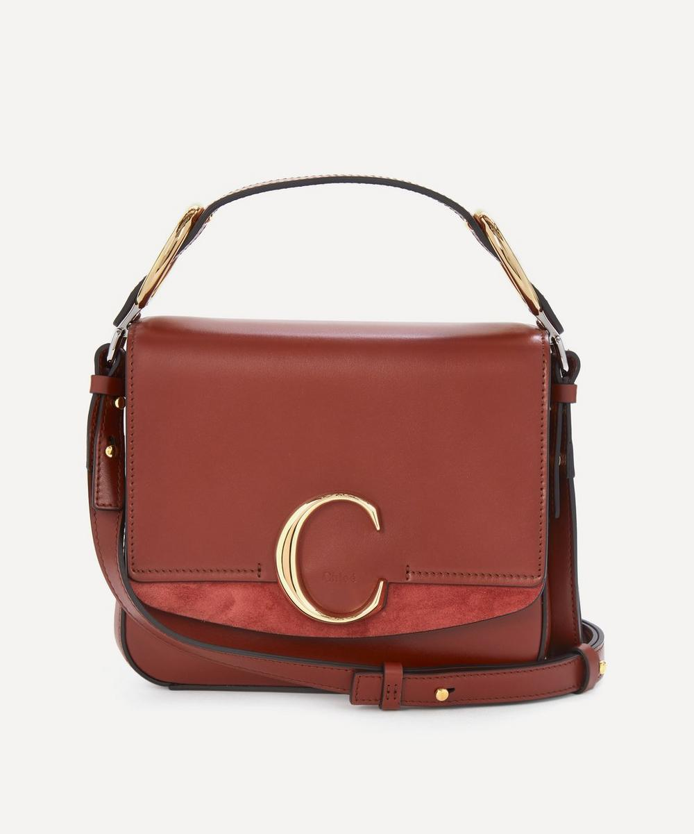Chloé - Chloé C Small Leather Handbag