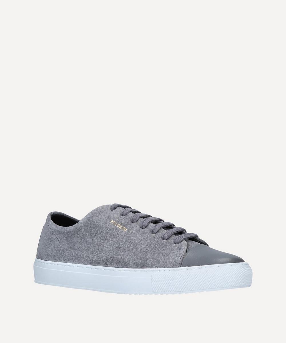 Axel Arigato - Cap-Toe Suede Sneakers