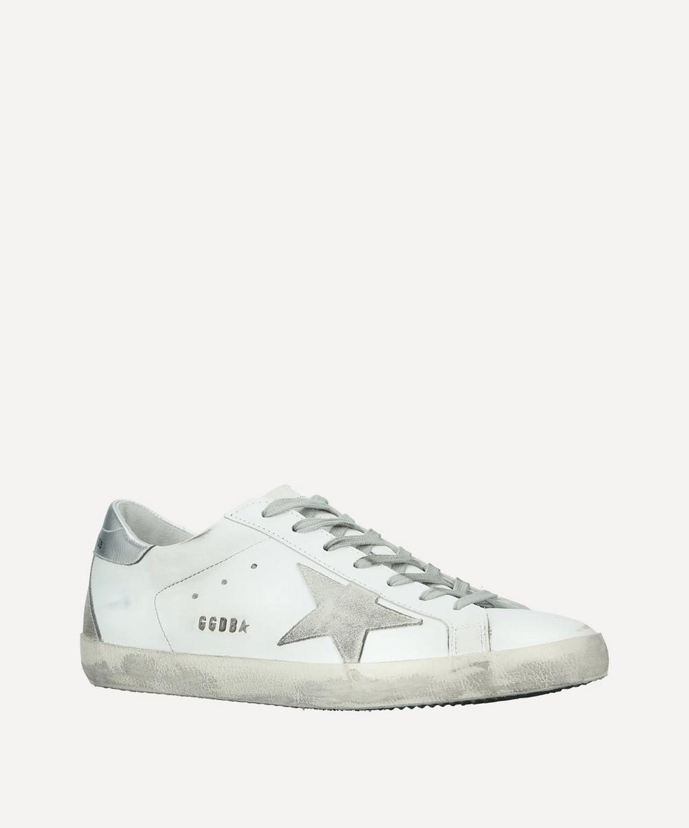 Golden Goose - Superstar Leather Sneakers