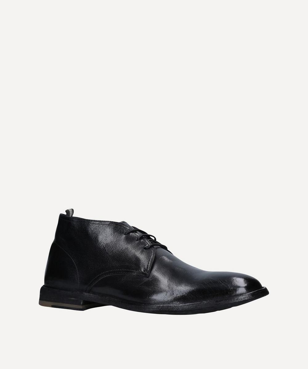 Officine Creative - Staple Leather Chukka Boots