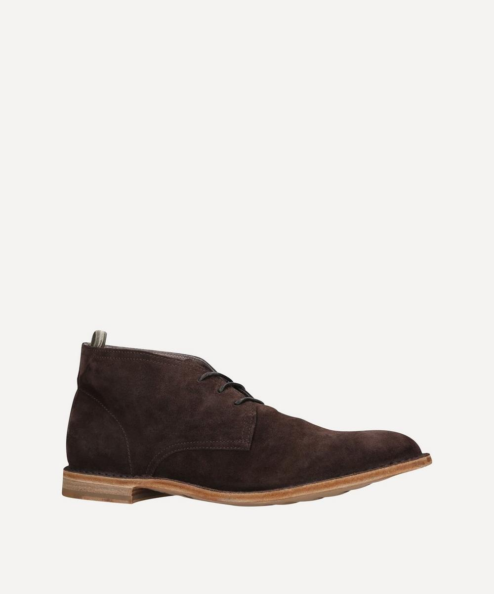 Officine Creative - Staple Suede Chukka Boots