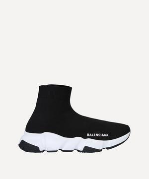 Speed Mid-Top Sneakers