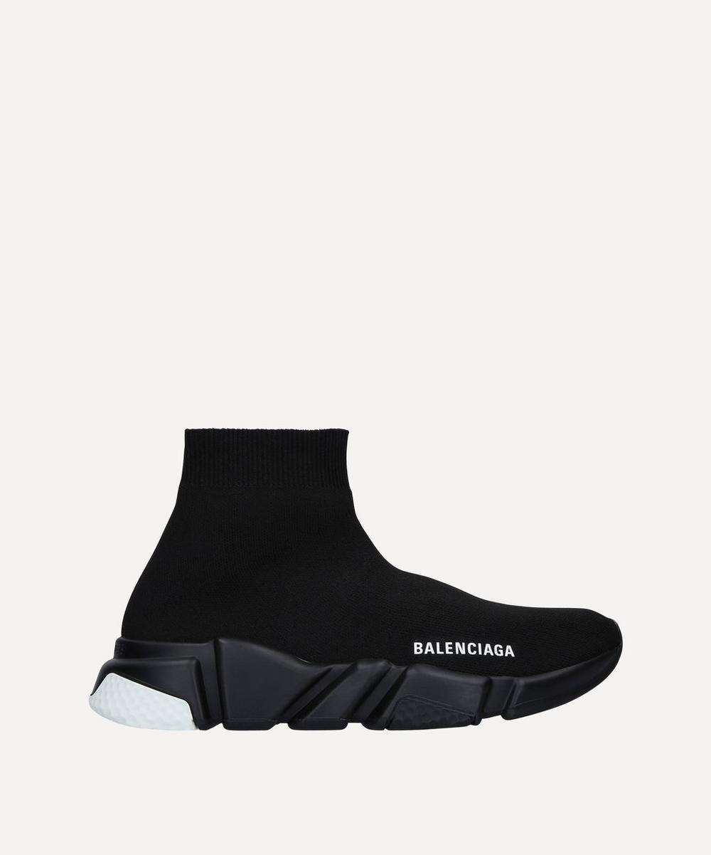 Balenciaga - Speed Mid-Top Sneakers