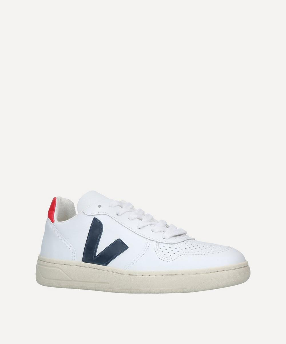 Veja - V-10 Leather Sneakers