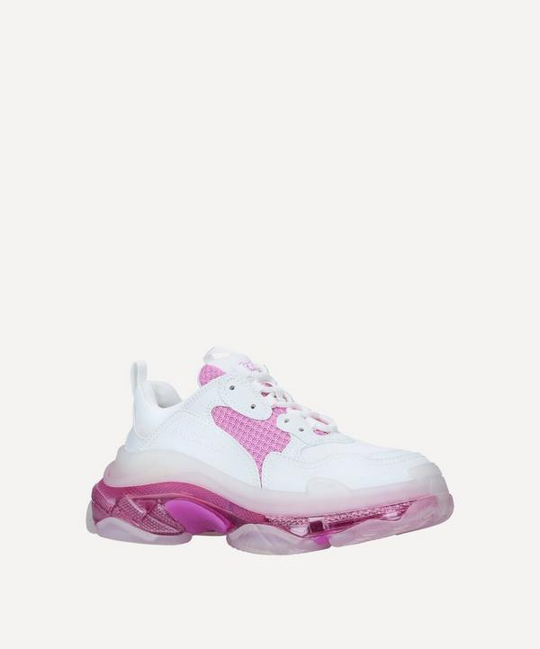 Balenciaga - Triple S Bubble Sneakers