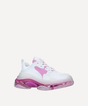 Triple S Bubble Sneakers