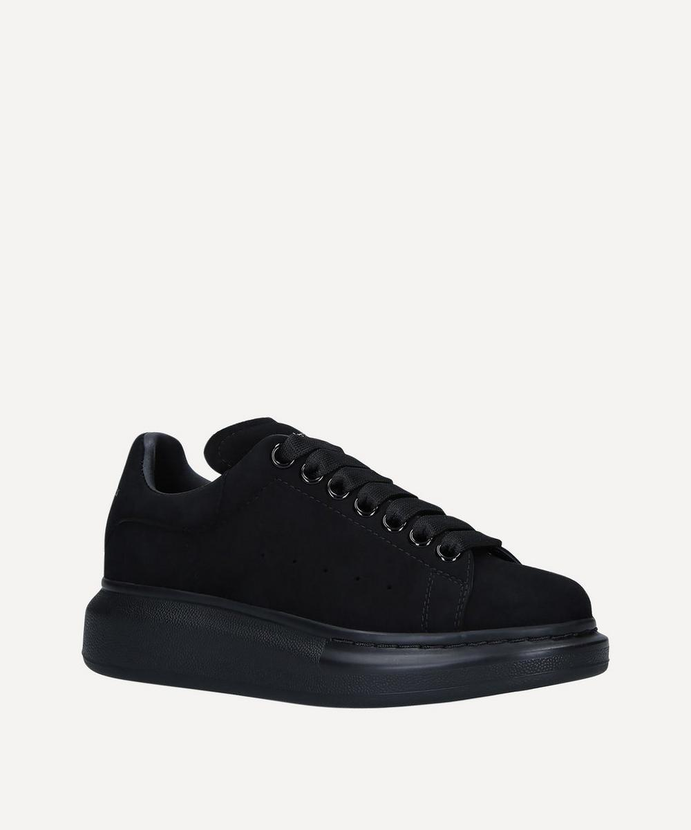 Alexander McQueen - Runway Suede Sneakers