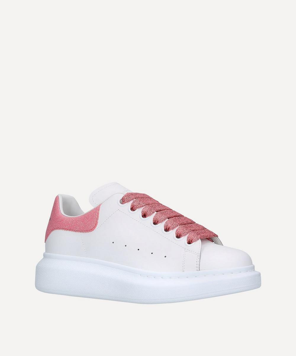 Alexander McQueen - Glitter Runway Sneakers