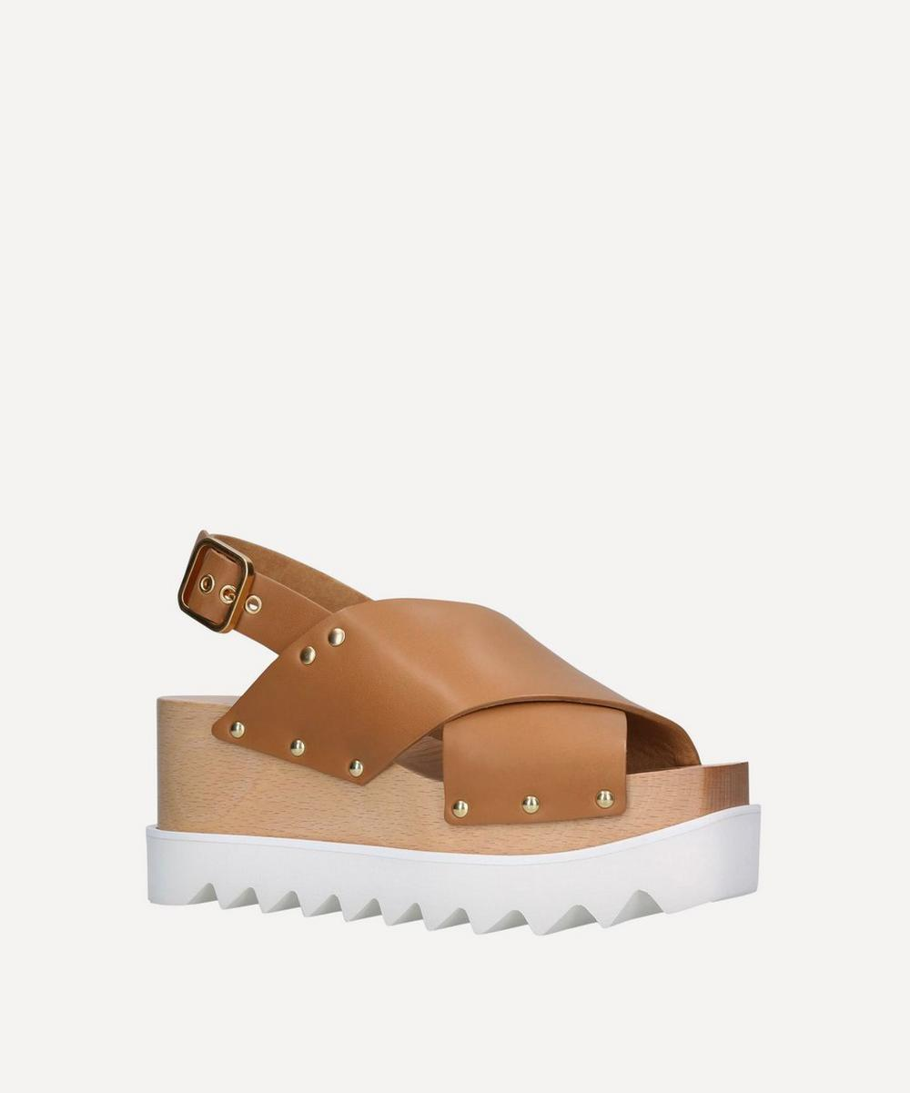 Stella McCartney - Percy Platform Sandals