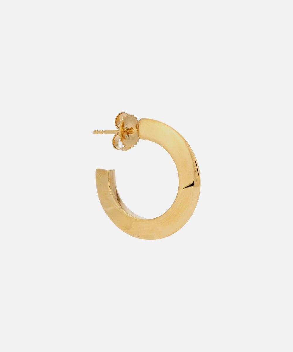 Maria Black - Gold-Plated Else 15 Hoop Earring