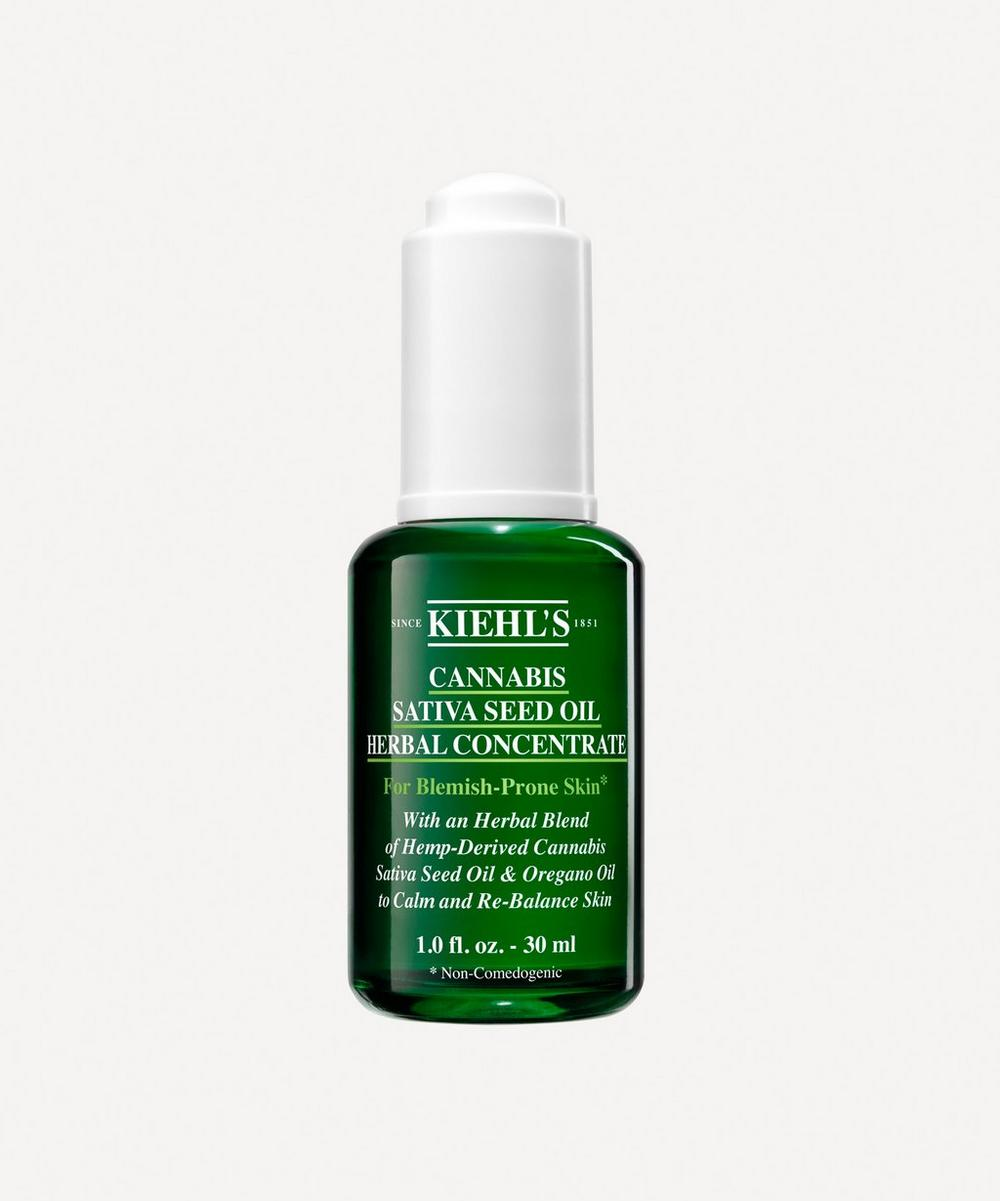 Kiehl's - Cannabis Sativa Seed Oil Herbal Concentrate 30ml