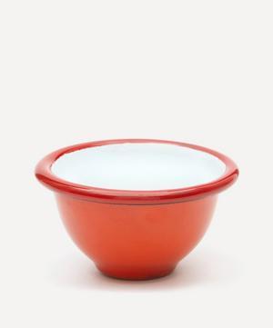 Enamelware Pinch Pot
