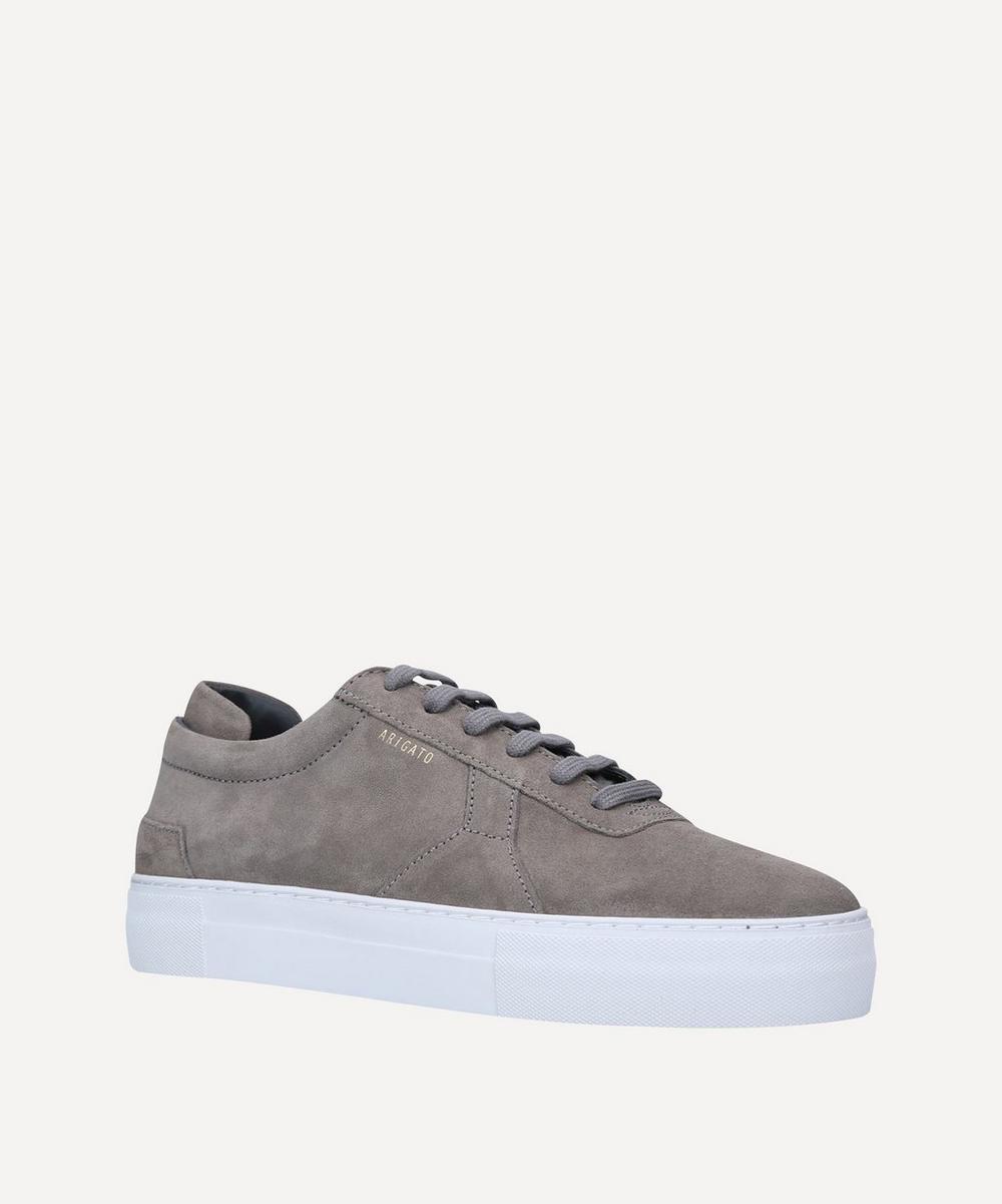 Axel Arigato - Suede Platform Sneakers
