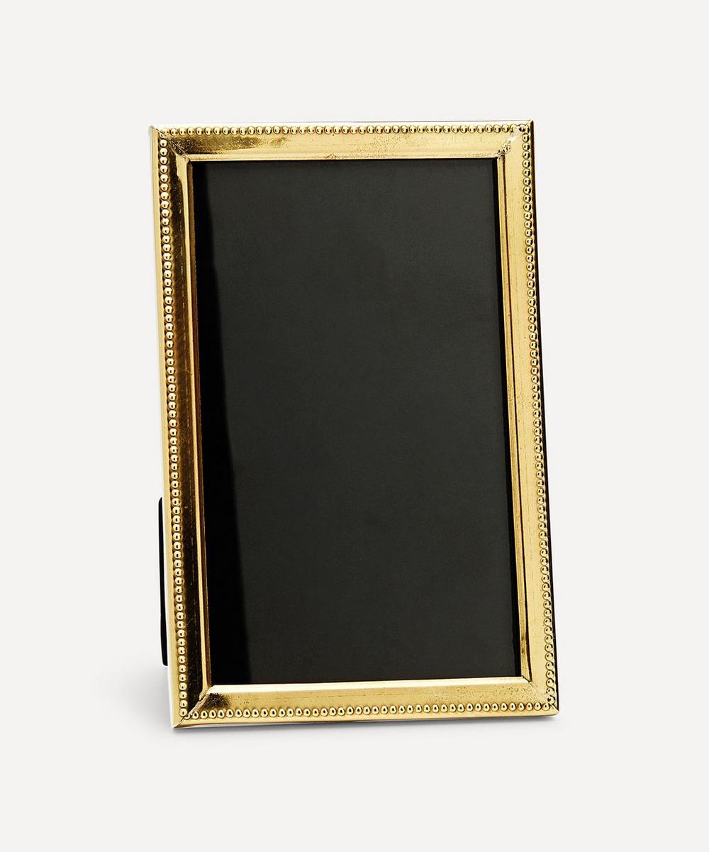 Anna + Nina - Classic Brass Picture Frame