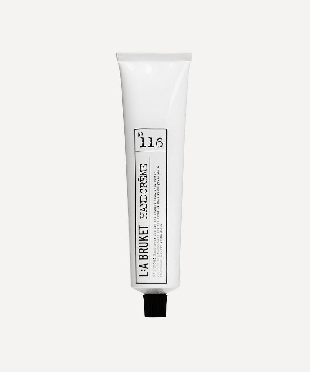 L:A Bruket - 116 Wild Rose Hand Cream 70ml
