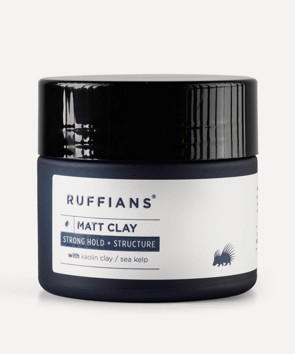 Ruffians - Matt Clay 50ml
