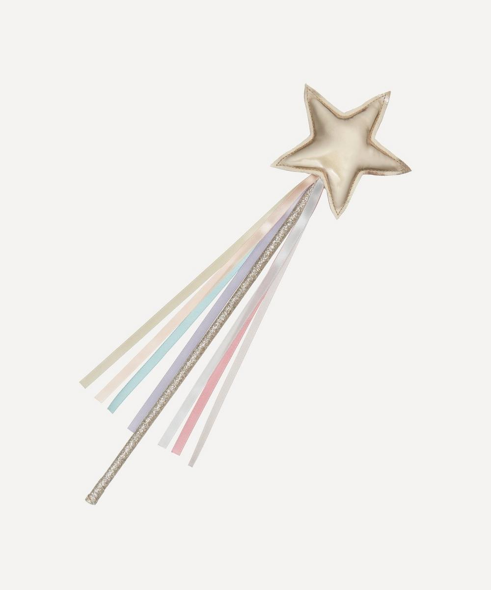 Mimi & Lula - Rainbow Ribbon Star Wand