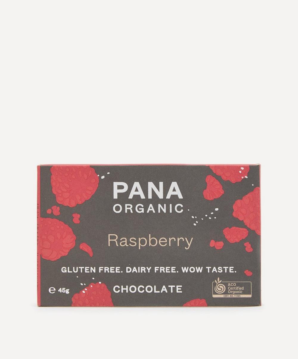 Pana Organic - Dark Raspberry Chocolate Bar 45g