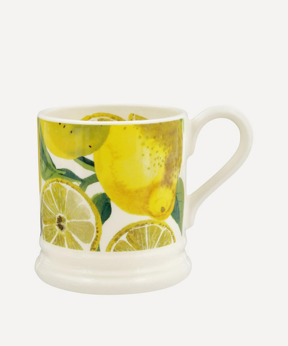 Emma Bridgewater - Vegetable Garden Lemons Half-Pint Mug