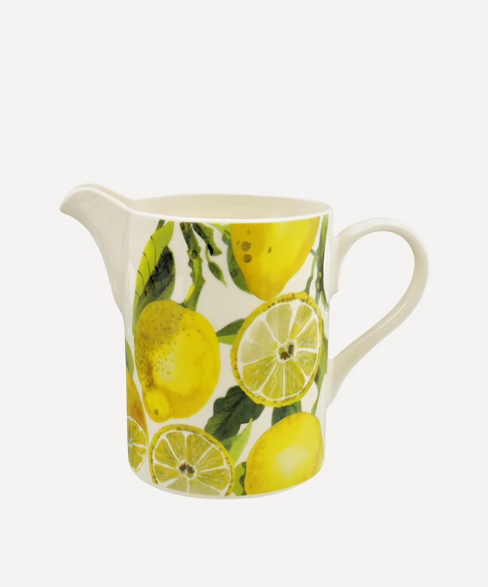 Emma Bridgewater - Vegetable Garden Lemons Large Straight Jug