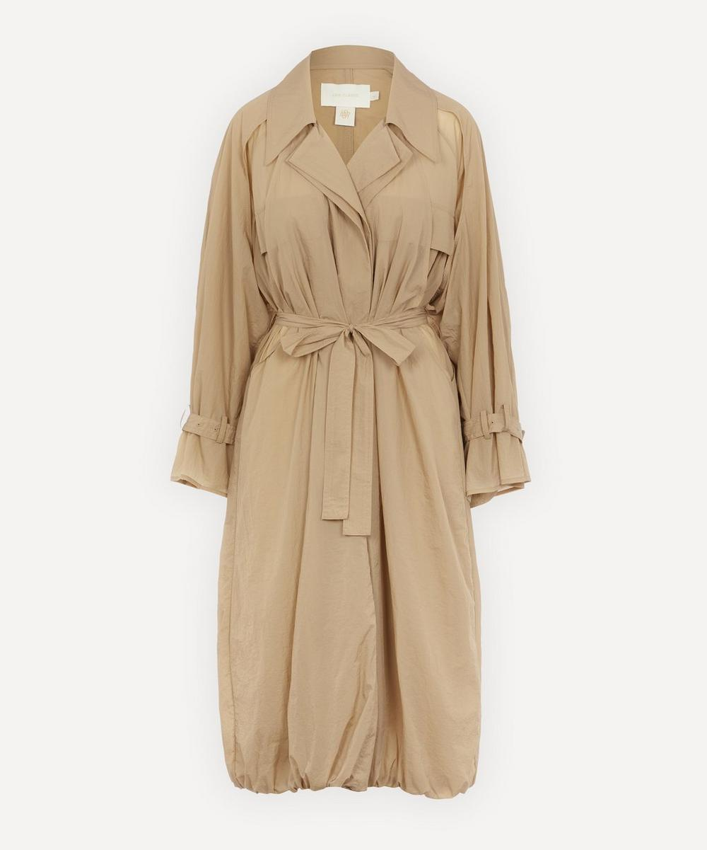 LOW CLASSIC - Double Trench Coat