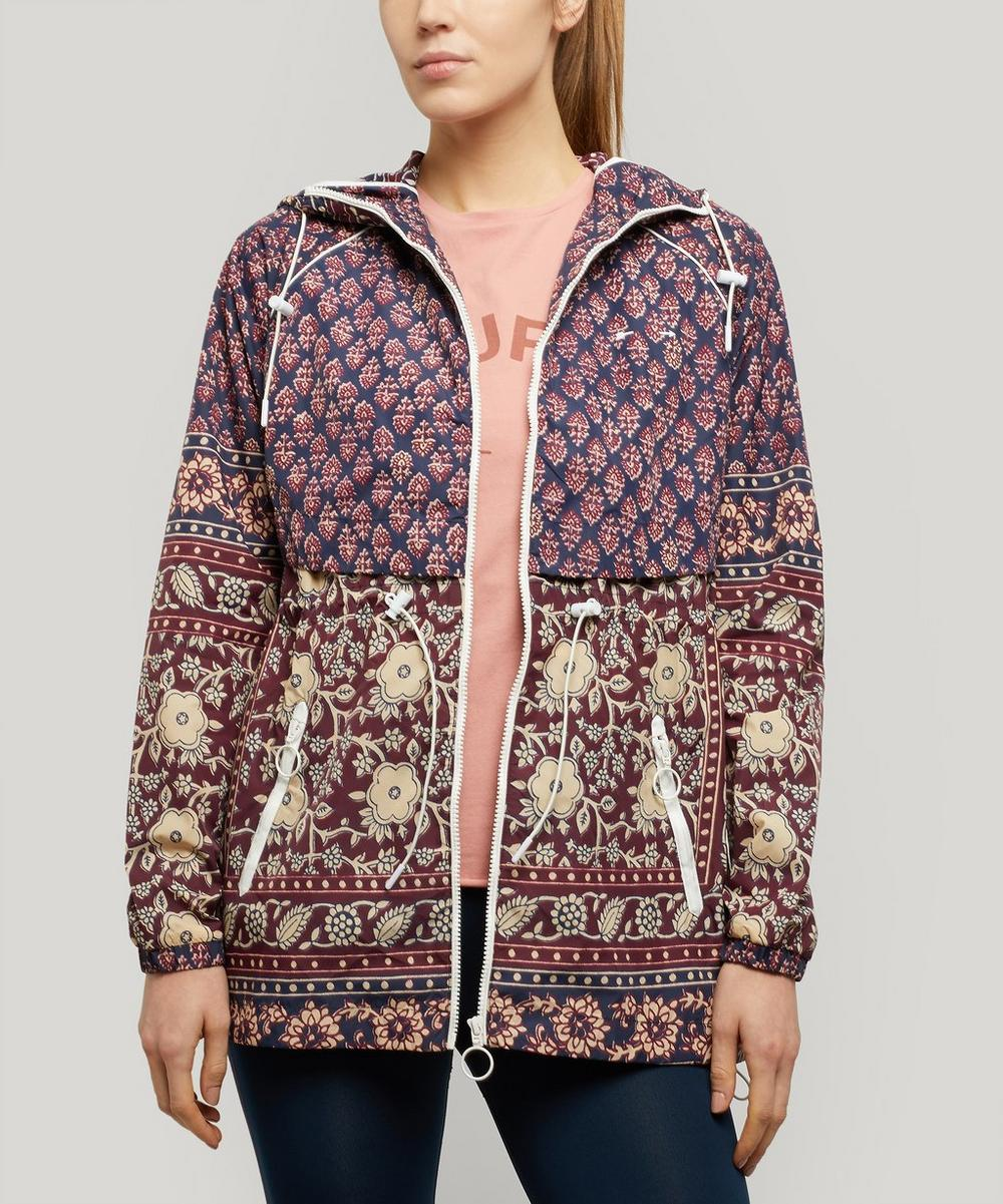 The Upside - Ella Paisley Parka Coat