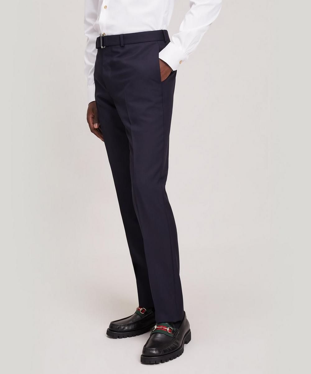 Officine Générale - Pierre Belted Trousers