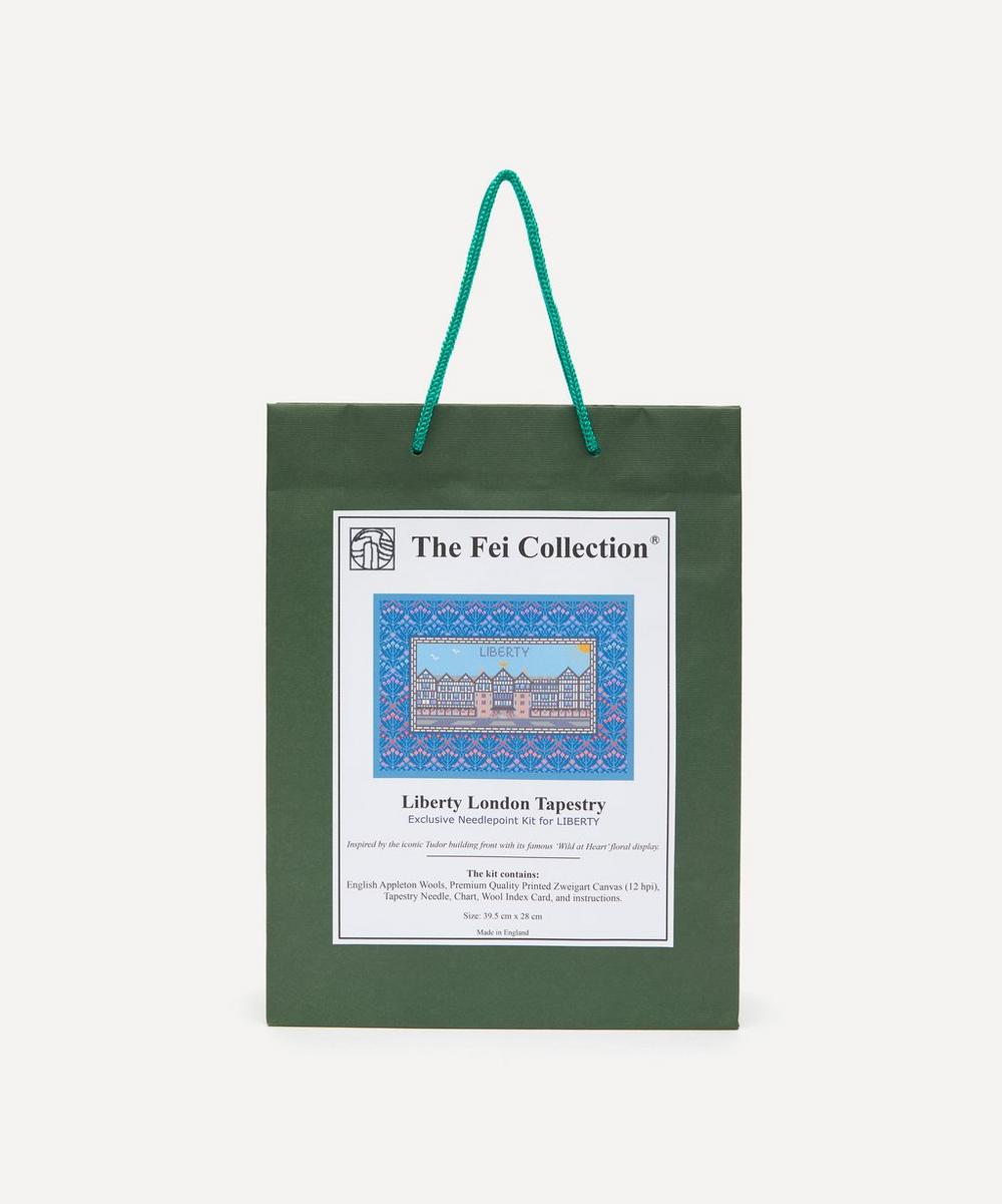 The Fei Collection - Liberty Needlepoint Tapestry Kit