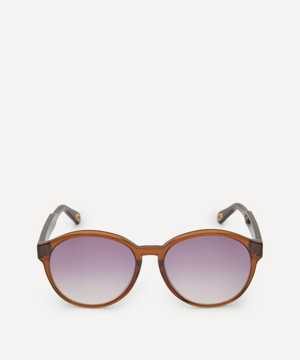 Chloé - Willow Rounded Sunglasses