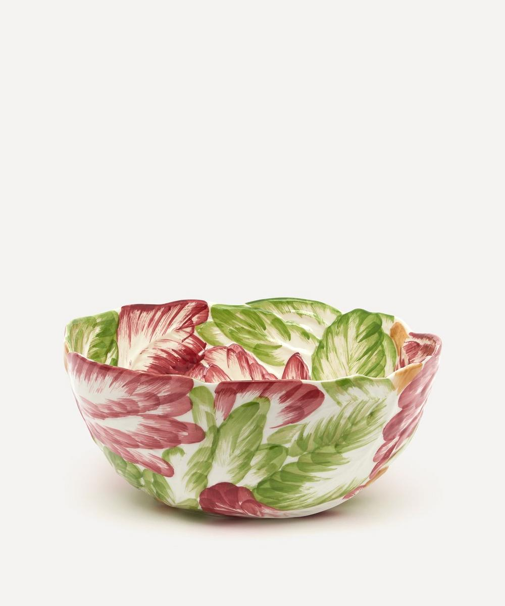 Unspecified - Raddichio Medium Round Bowl