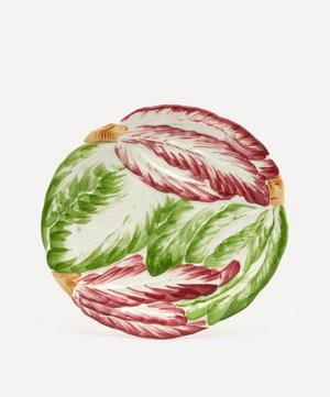 Raddichio Small Round Plate