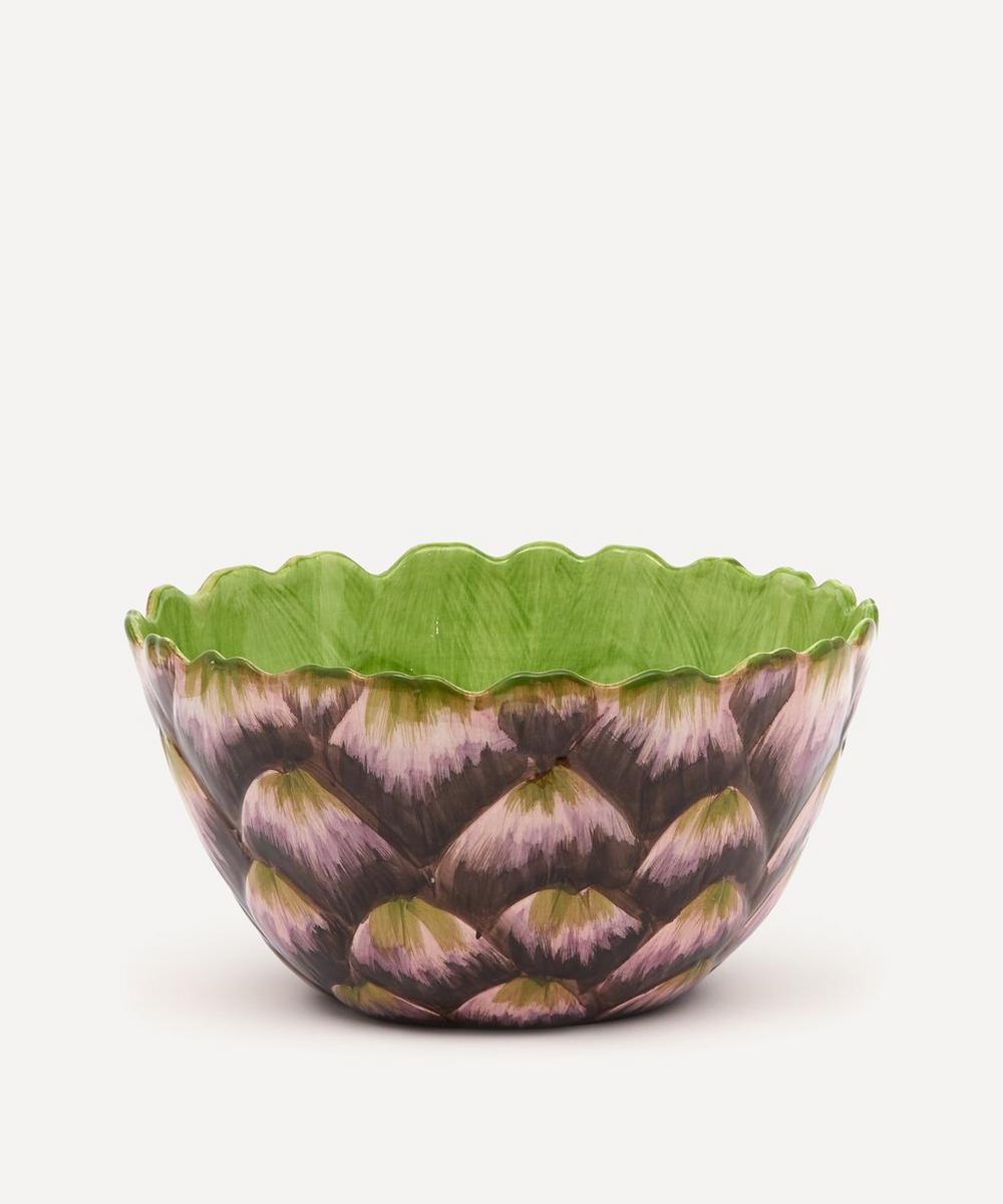 Unspecified - Artichoke Large Bowl