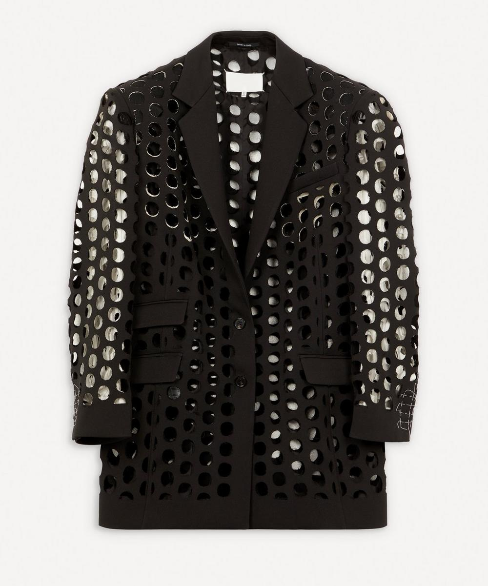 Maison Margiela - Hole Punch Blazer