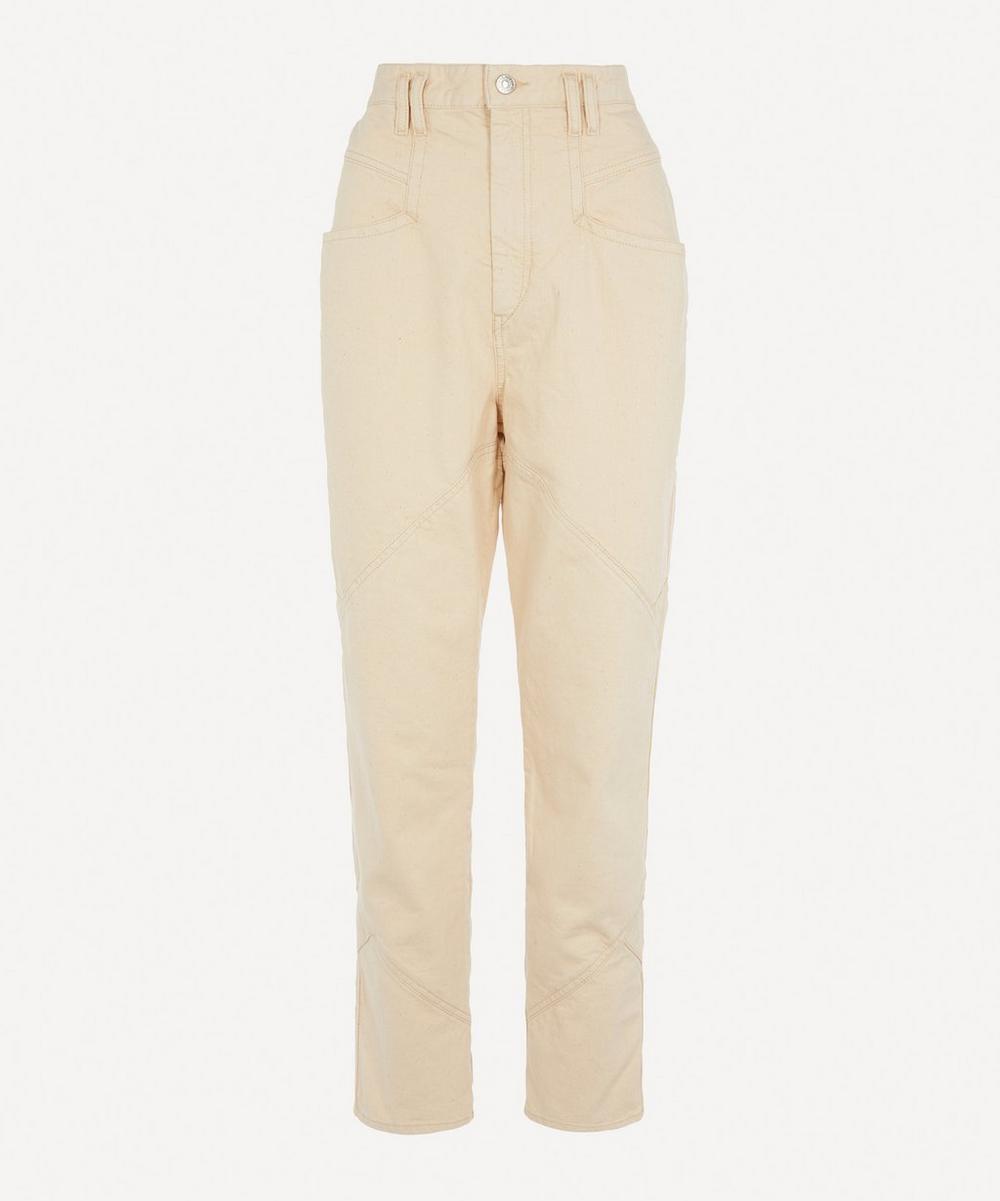 Isabel Marant - Eloisa High-Waist Jeans