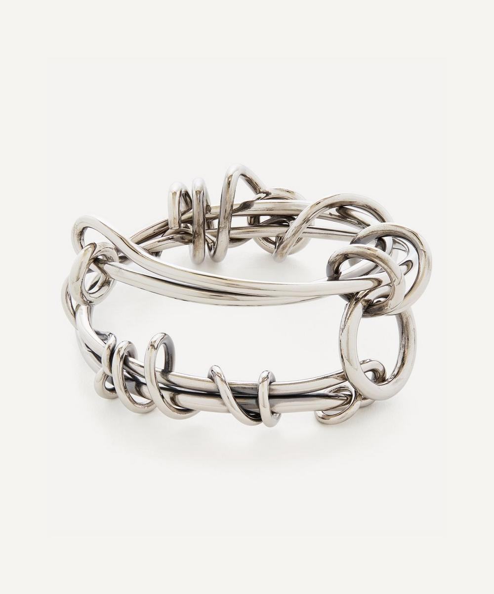 Alexander McQueen - Knotted Wire Bracelet