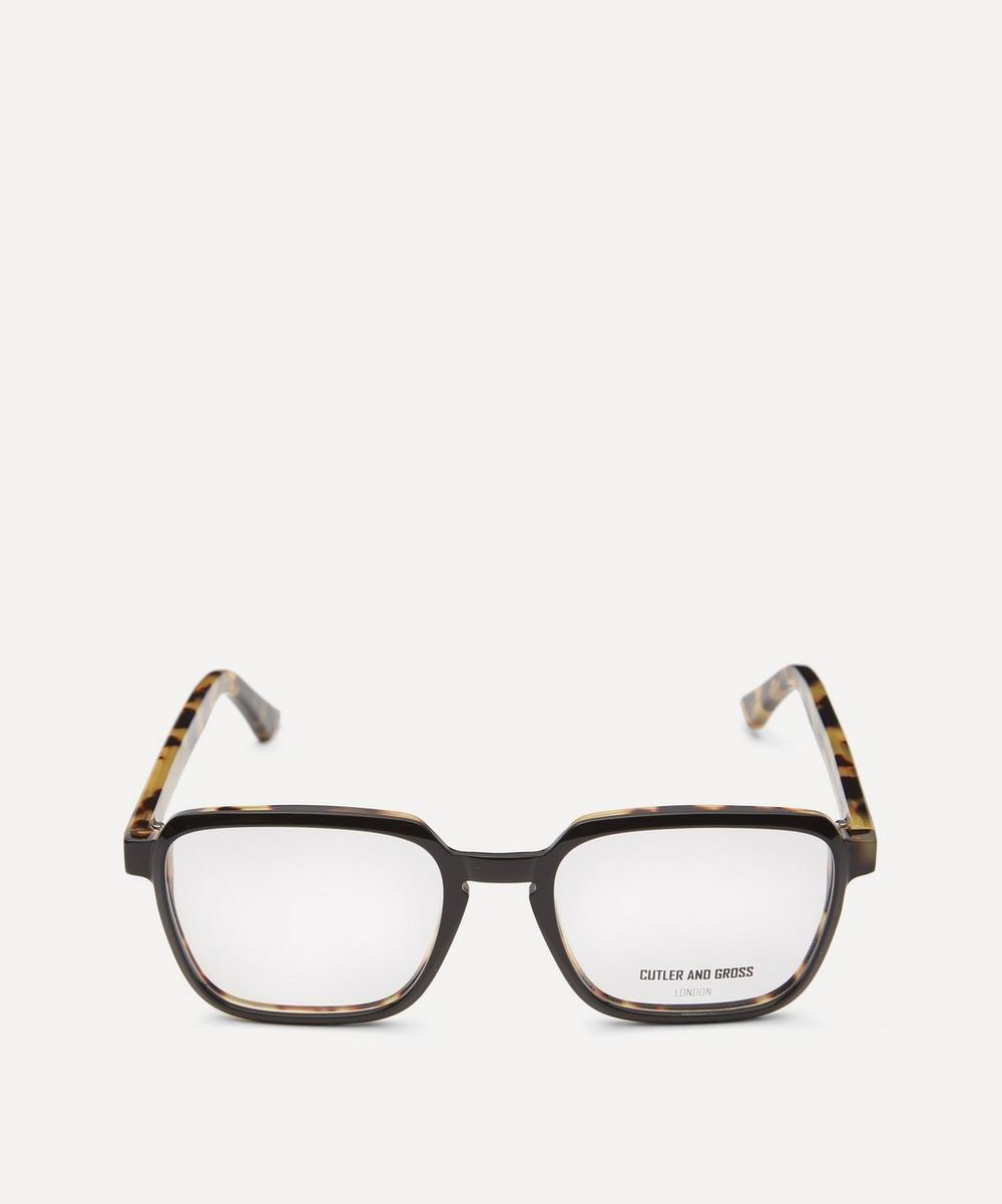 Cutler And Gross - 1361-03 Square-Frame Optical Glasses