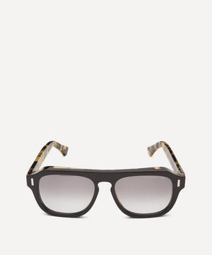 1319-06 Bold Flat-Top Sunglasses