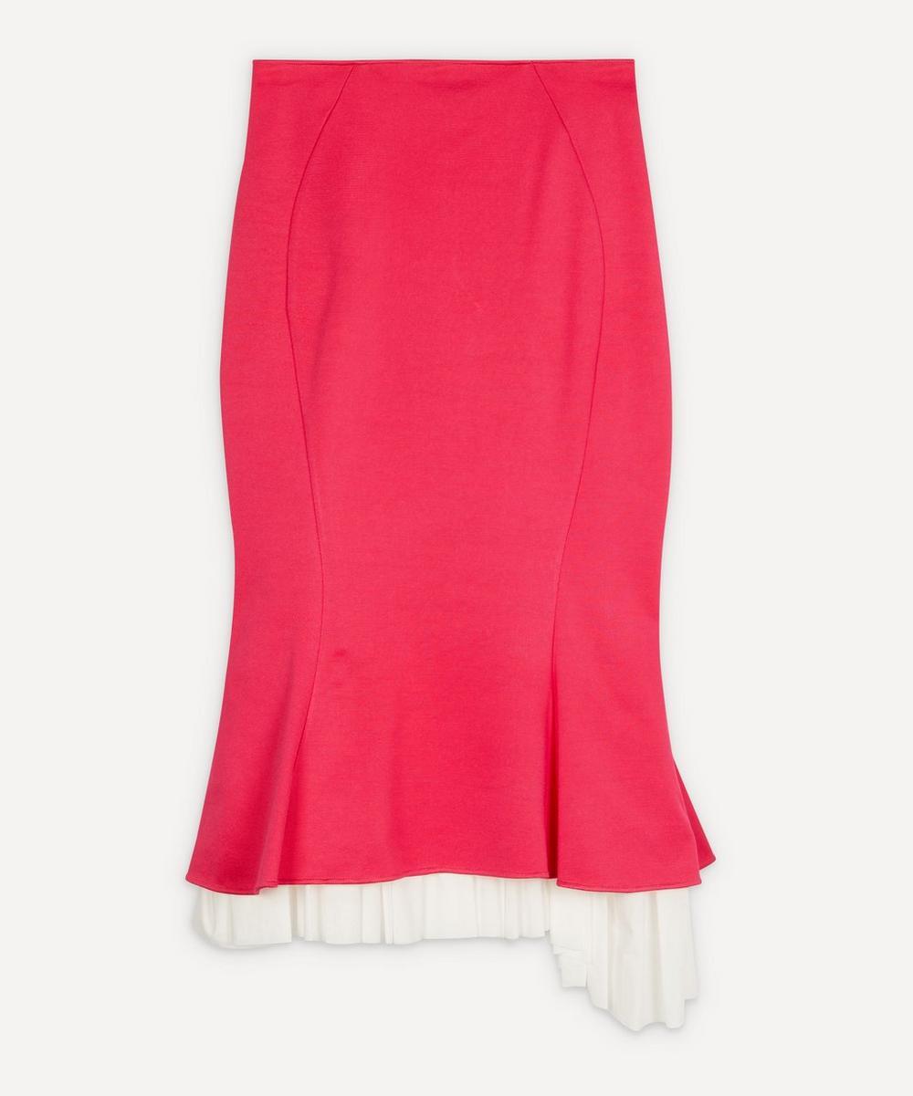 Marni - Flared Pencil-Skirt