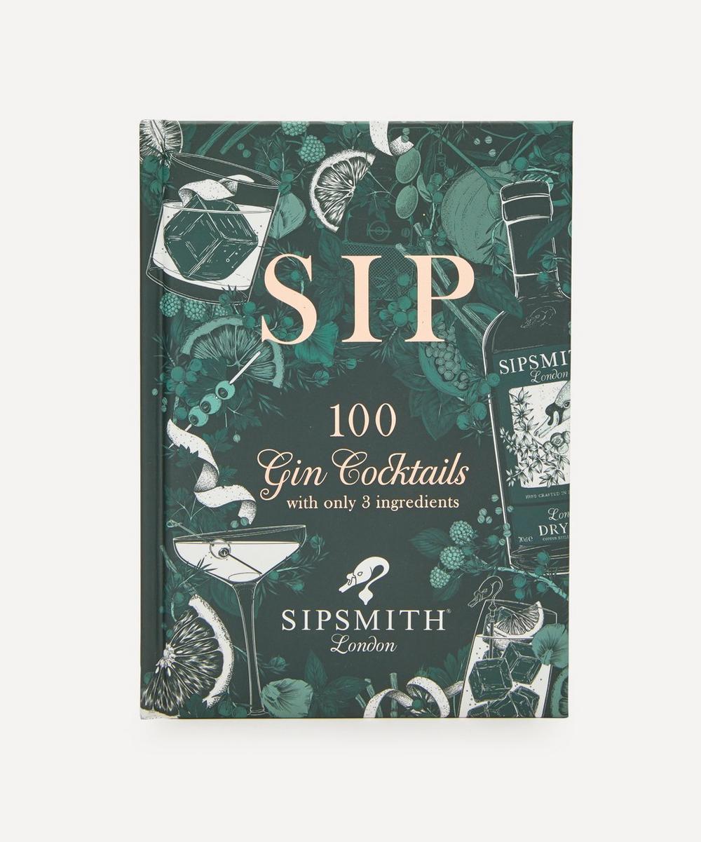 Bookspeed - Sip: 100 Gin Cocktails