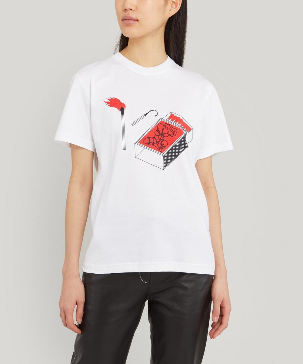 Carne Bollente - Fire Fire Fire T-Shirt