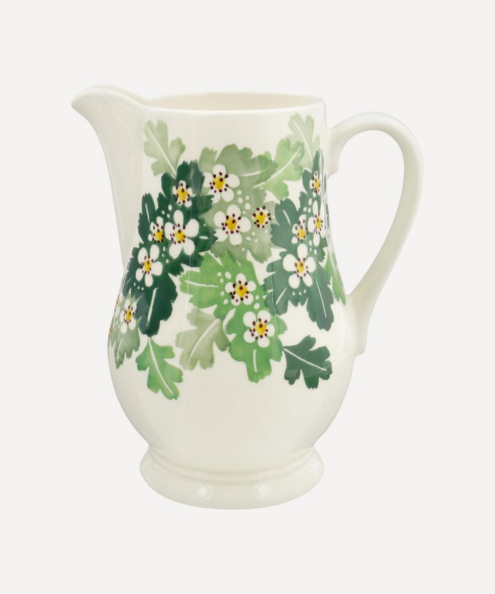 Emma Bridgewater - Green Hawthorn Milk Jug