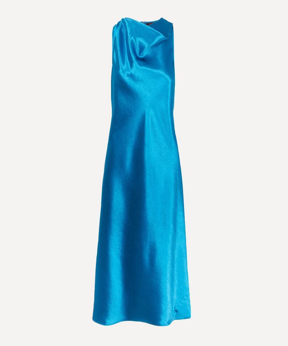 Sies Marjan - Andy Cowl Neck Bias Dress